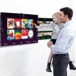 TV революция от Samsung – 4-ядрен процесор и управление с глас и жестове
