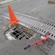 Шофьор осъди Общината заради дупка на пътя