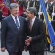 Скъсаха наши знамена в Киев, взели ги за руски