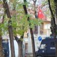 Жандармерия пред турското консулство
