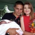 Славко и Катя показаха дъщеря си