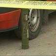 Русенка откри част от гранатомет пред блок