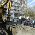 Бургазлии спряха изкоп до Морската градина
