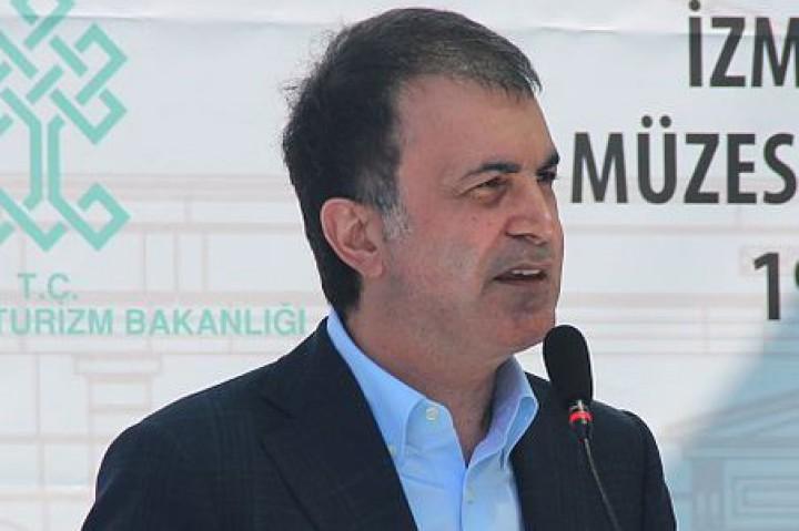 Това заяви турският министър за отношенията с ЕС Йомер Челик,