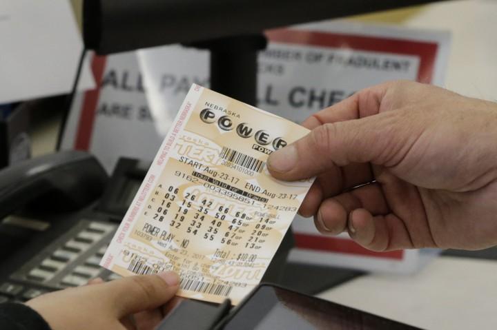 Представители на лотарията казаха, че билетът съдържа всички печеливши числа