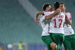 България полетя нагоре в ранглистата на ФИФА