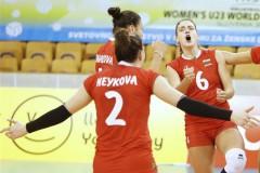 България срещу Неймар на волейбола на Световното