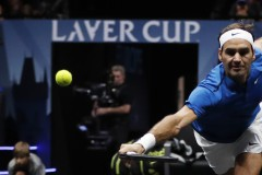 Надал и Федерер в един отбор - шоу за историята!