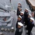 """Бойният кораб """"Цибър"""" замина за учение на НАТО"""