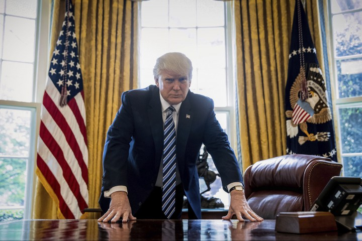 Той дойде в Белия дом след скандали, обвинения и съмнения