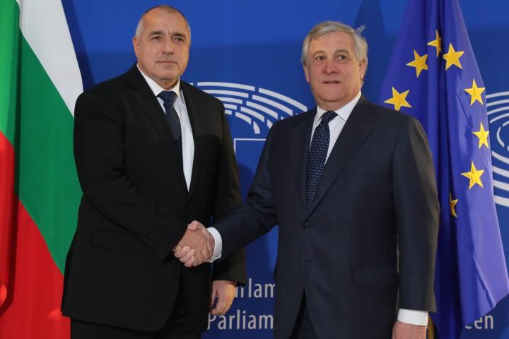 Това каза премиерът Бойко Борисов по време на представянето на