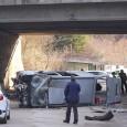 Бус падна от мост на изхода на Велико Търново
