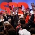 Конгресът на ГСДП одобри преговори с Меркел