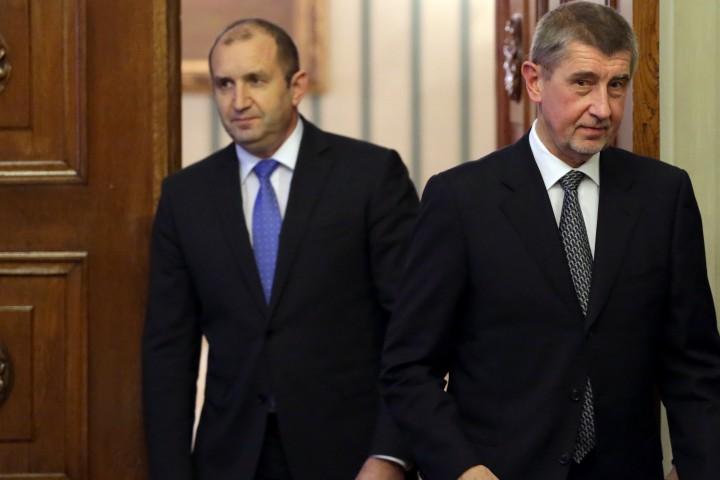 Около това общо становище са се обеденел президентът Румен Радев