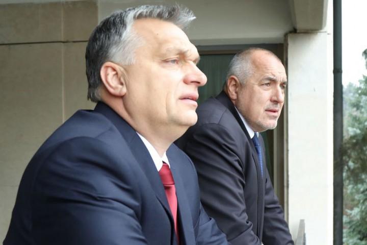 """На среща в резиденция """"Бояна"""" двамата обсъждат развитието на двустранните"""