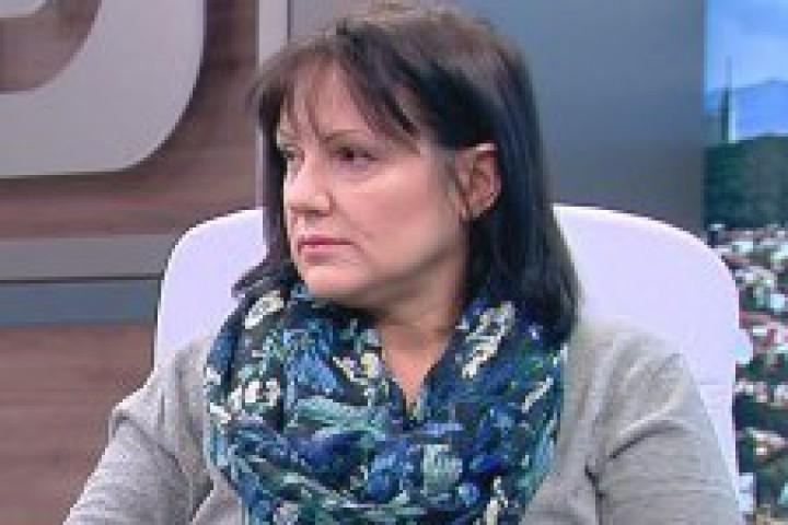 Тя коментира това по повод жестокото убийство във Варна на