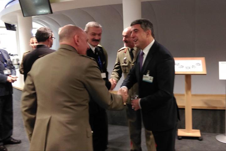 Военният комитет на Европейския съюз ръководи всички военни действия в