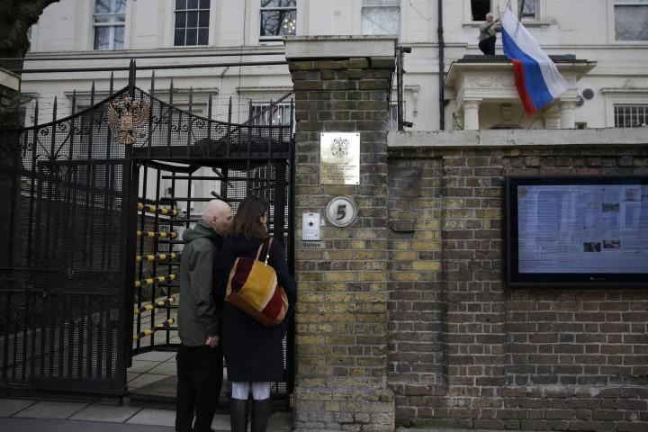 Лондон отказа да задейства установените международни формати по случая с
