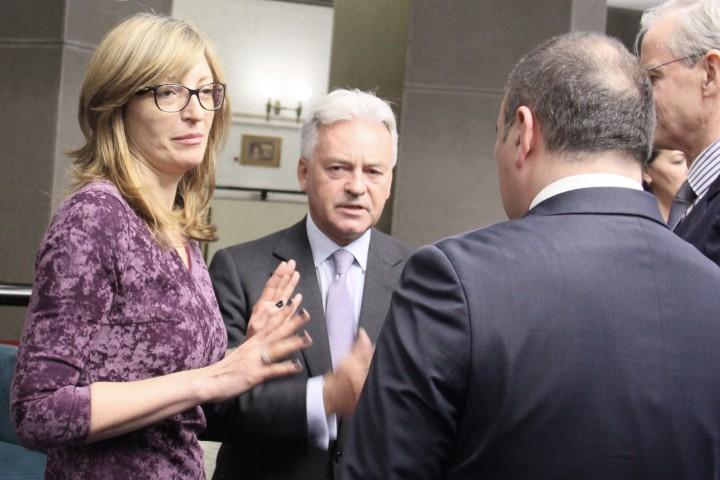 """""""Европейският съюз иска да подкрепи шестте страни от Западните Балкани"""