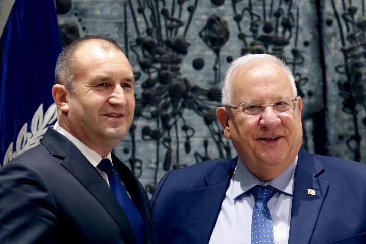 Товасъобщиха от прессекретариата на държавния глава. Визитата на българския държавен