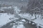зима в среден балкан
