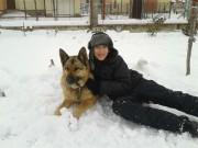 Damqn Dimitrov | С Сара