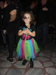 Adielina | My sister at Halloween party | 3 харесвания
