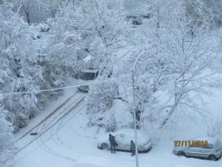 Taratajka | Първи сняг 2013 | 11 харесвания