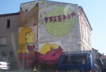 Iasen | Стена на сграда във Велико Търново | 3 харесвания