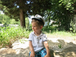 AniKa83 | Кристиан е винаги усмихнат и много харесва Скрат :) | 4 харесвания