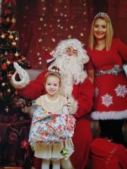 I.nikolov69@gmail.com | Райна с Дядо Коледа и Снежанка | 11 харесвания